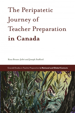 Jacket image for The Peripatetic Journey of Teacher Preparation in Canada