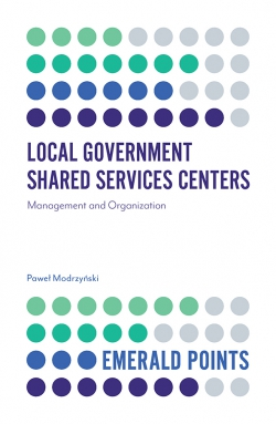 Jacket image for Local Government Shared Services Centers