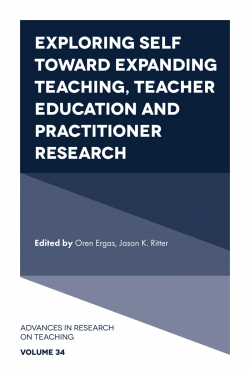 Jacket image for Exploring Self toward expanding Teaching, Teacher Education and Practitioner Research