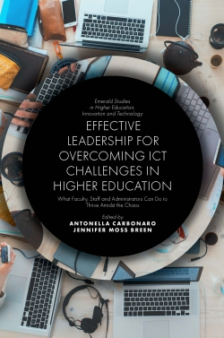 Jacket image for Effective Leadership for Overcoming ICT Challenges in Higher Education