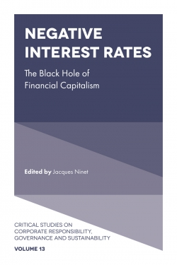 Jacket image for Negative Interest Rates