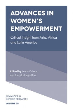Jacket image for Advances in Women's Empowerment