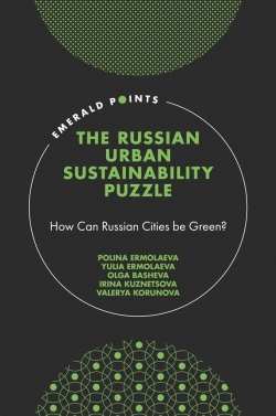 Jacket image for The Russian Urban Sustainability Puzzle