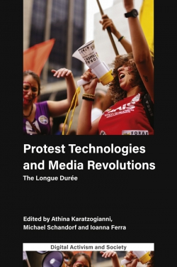 Jacket image for Protest Technologies and Media Revolutions