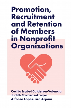 Jacket image for Promotion, Recruitment and Retention of Members in Nonprofit Organizations