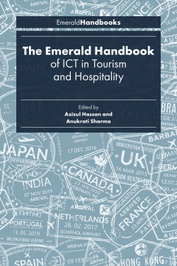 Jacket image for The Emerald Handbook of ICT in Tourism and Hospitality