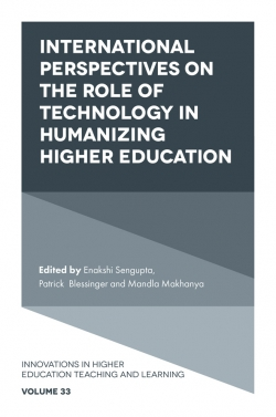 Jacket image for International Perspectives on the Role of Technology in Humanizing Higher Education