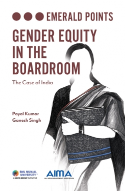 Jacket image for Gender Equity in the Boardroom