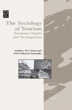 Jacket image for Sociology of Tourism