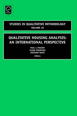 Jacket image for Qualitative Housing Analysis