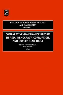 Jacket image for Comparative Governance Reform in Asia