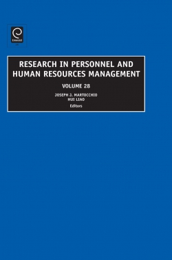 Jacket image for Research in Personnel and Human Resources Management