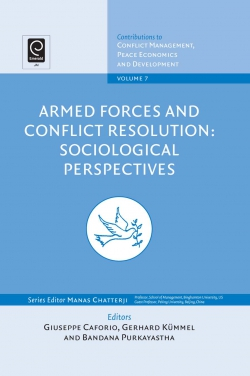 Jacket image for Armed Forces and Conflict Resolution
