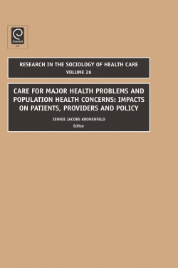 Jacket image for Care for Major Health Problems and Population Health Concerns