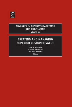 Jacket image for Creating and Managing Superior Customer Value