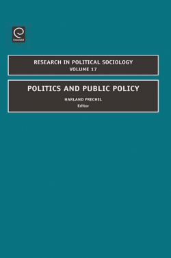 Jacket image for Politics and Public Policy