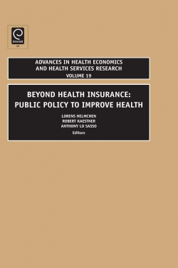 Jacket image for Beyond Health Insurance