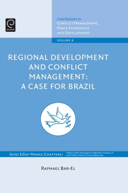 Jacket image for Regional Development and Conflict Management