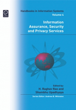 Jacket image for Information Assurance, Security and Privacy Services