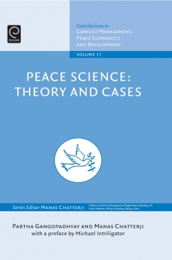 Jacket image for Peace Science