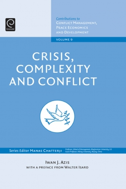 Jacket image for Crisis, Complexity and Conflict