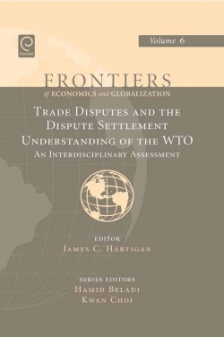 Jacket image for Trade Disputes and the Dispute Settlement Understanding of the WTO