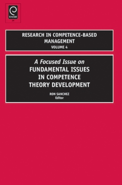 Jacket image for Research in Competence-Based Management