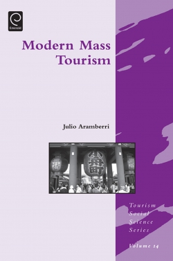 Jacket image for Modern Mass Tourism