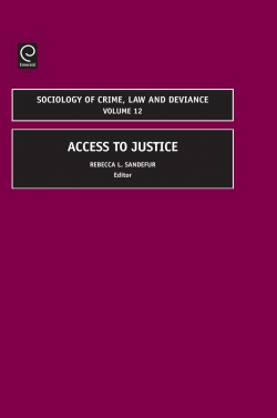 Jacket image for Access to Justice