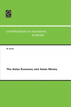 Jacket image for The Asian Economy and Asian Money