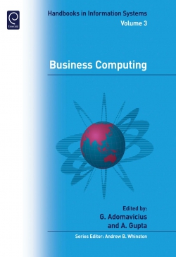 Jacket image for Business Computing