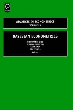Jacket image for Bayesian Econometrics