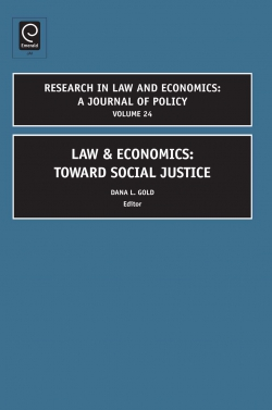 Jacket image for Law and Economics