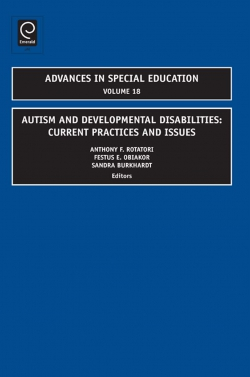 Jacket image for Autism and Developmental Disabilities
