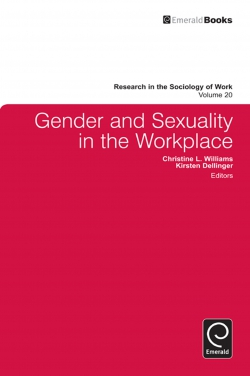 Jacket image for Gender and Sexuality in the Workplace