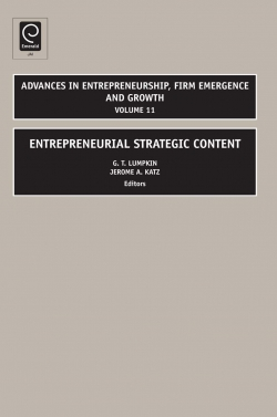 Jacket image for Entrepreneurial Strategic Content
