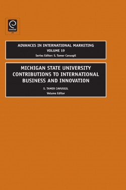 Jacket image for MSU Contributions to International Business and Innovation