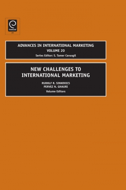 Jacket image for New Challenges to International Marketing