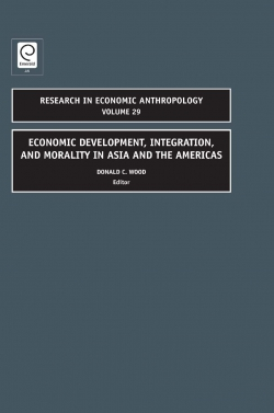 Jacket image for Economic Development, Integration, and Morality in Asia and the Americas