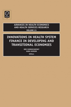 Jacket image for Innovations in Health Care Financing in Low and Middle Income Countries
