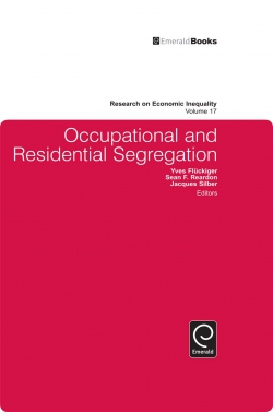 Jacket image for Occupational and Residential Segregation