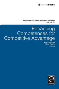 Jacket image for Enhancing Competences for Competitive Advantage