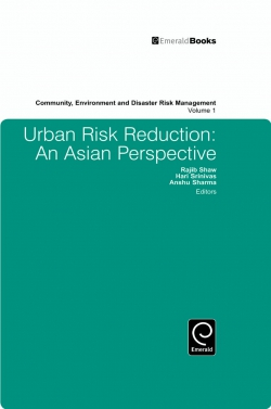 Jacket image for Urban Risk Reduction
