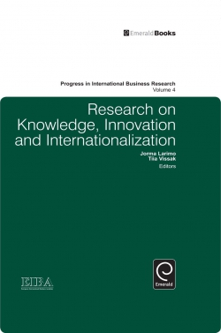 Jacket image for Research on Knowledge, Innovation and Internationalization