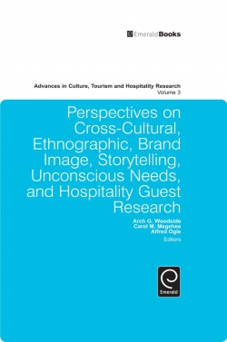 Jacket image for Perspectives on Cross-Cultural, Ethnographic, Brand Image, Storytelling, Unconscious Needs, and Hospitality Guest Research