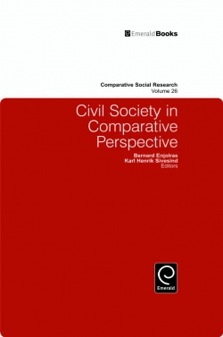 Jacket image for Civil Society in Comparative Perspective