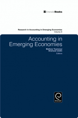 Jacket image for Accounting in Emerging Economies