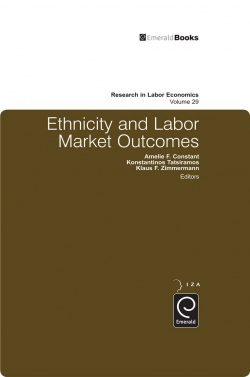 Jacket image for Ethnicity and Labor Market Outcomes