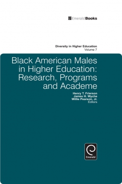 Jacket image for Black American Males in Higher Education