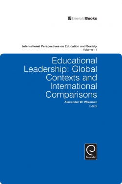 Jacket image for Educational Leadership